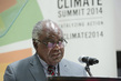 President of Namibia Addresses UN Climate Summit 2014 7.476033