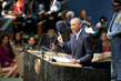 United States President Addresses UN Climate Summit 2014