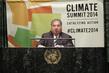 President of the Republic of Nauru Addresses UN Climate Summit 2014 7.476033