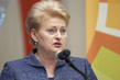 President of Lithuania Addresses UN Climate Summit 2014 1.0