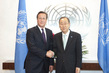 Secretary-General Meets UK Prime Minister