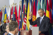 US President Gives Toast at Luncheon Hosted by Secretary-General 1.0