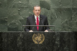 President of Turkey Addresses General Assembly 1.0