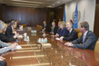 Secretary-General Meets Prime Minister of Norway 2.8645406