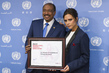 UNAIDS Appoints Victoria Beckham as Goodwill Ambassador 7.0431833