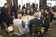 Secretary-General Hosts Breakfast for MDG Advocacy Group 1.0