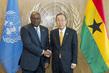 Secretary-General Meets President of Ghana 2.8645406