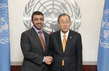 Secretary-General Meets UAE Foreign Minister 2.8645406