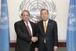 Secretary-General Meets Prime Minister of Pakistan 2.8645406