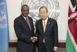 Secretary-General Meets Kenyan President 2.8645406