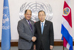 Secretary-General Meets President of Costa Rica 2.8650331