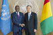 Secretary-General Meets President of Guinea. 2.8645406
