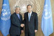 Secretary-General Meets Foreign Minister of Kazakhstan 2.8645406