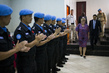UNMISS Holds Medal Parade for Chinese Police Officers 4.5464087