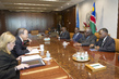 Secretary-General Meets President of Namibia 2.8649592