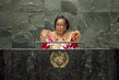 Interim President Central African Republic Addresses General Assembly 3.2094896