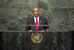 Vice President of Burundi Addresses General Assembly 3.2106633