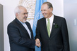 Deputy Secretary-General Meets Foreign Minister of Iran 1.3479614