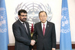 Secretary-General Meets Foreign Minister of Afghanistan 2.8649592