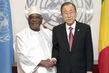 Secretary-General Meets President of Mali 2.8649592
