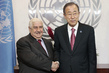 Secretary-General Meets Foreign Minister of Syria 2.8644297