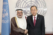 Secretary-General Meets Head of Organization for Islamic Cooperation 2.8649592