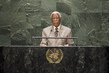 Foreign Minister of Jamaica Addresses General Assembly 3.2094896