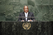 Prime Minister of Swaziland Addresses General Assembly 3.2106633