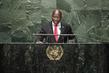 Prime Minister of Guinea-Bissau Addresses General Assembly 0.31193545