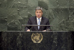 Foreign Minister of Kyrgyzstan Addresses General Assembly 3.2091255