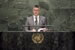 Foreign Minister of Iceland Addresses General Assembly 3.2091255