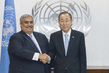 Secretary-General Meets Foreign Minister of Bahrain 2.8650637