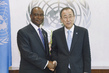 Secretary-General Meets Foreign Minister of Sierra Leone 2.8650637