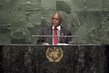 Foreign Minister of Botswana Addresses General Assembly 3.2091255