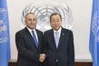 Secretary-General Meets Foreign Minister of Turkey 2.8650637