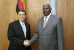 Assembly President Meets Foreign Minister of Cuba 1.0