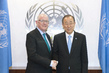 Secretary-General Meets Foreign Minister of Ireland 2.8650637