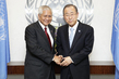 Secretary-General Meets Foreign Secretary of the Philippines 2.8650637
