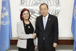 Secretary-General Meets Argentinian Permanent Representative