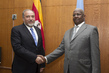 Assembly President Meets Israeli Foreign Minister 1.0