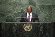 Foreign Minister of Liberia Addresses General Assembly 3.2091255