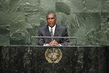 Foreign Minister of Bahamas Addresses General Assembly 1.0