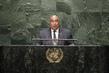 Permanent Representative of Solomon Islands Addresses General Assembly 1.2482924