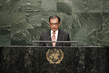Permanent Representative of Mauritius Addresses General Assembly