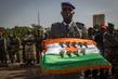 Remains of Nigerien Peacekeepers Arrive in Niamey, Niger 0.92484915