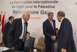 Secretary-General Meets US Secretary of State during Cairo Conference on Palestine 4.614886
