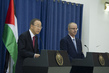 Press Conference by Secretary-General and Palestinian Prime Minister 1.0