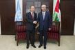 Secretary-General Meets Palestinian Prime Minister 1.0