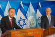Press Conference by Secretary-General and Prime Minister of Israel 1.0339448