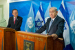 Press Conference by Secretary-General and Prime Minister of Israel 1.0453777